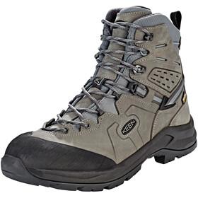 Keen Karraig WP Mid Shoes Men Bungee Cord/Green Gables